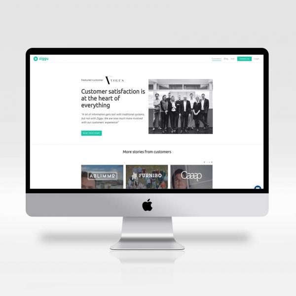 www.ziggu.io : 'How residential developer Volus ensures a high-quality customer support'