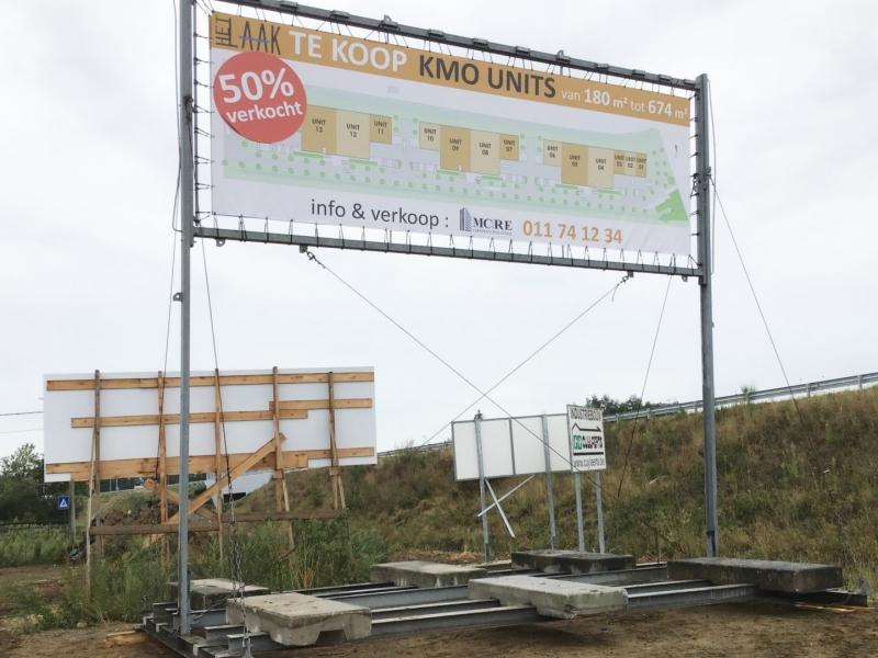 KMO Park Het Laak in Ham
