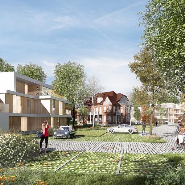   Oeverpark   Bevestiging omgevingsvergunningen door Deputatie