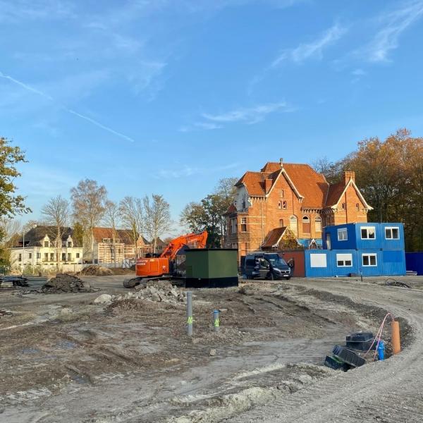| Oeverpark | Deputatie Oost-Vlaanderen moet huiswerk opnieuw maken.
